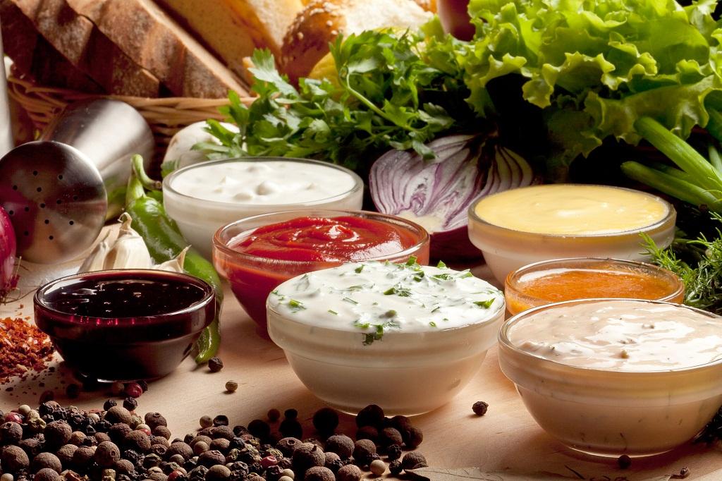 7 изумительных домашних соусов на любой вкус : qkempek