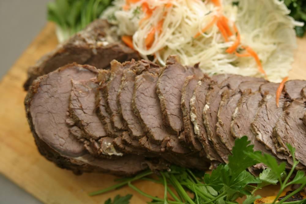 Рецепты из вареного мяса говядины