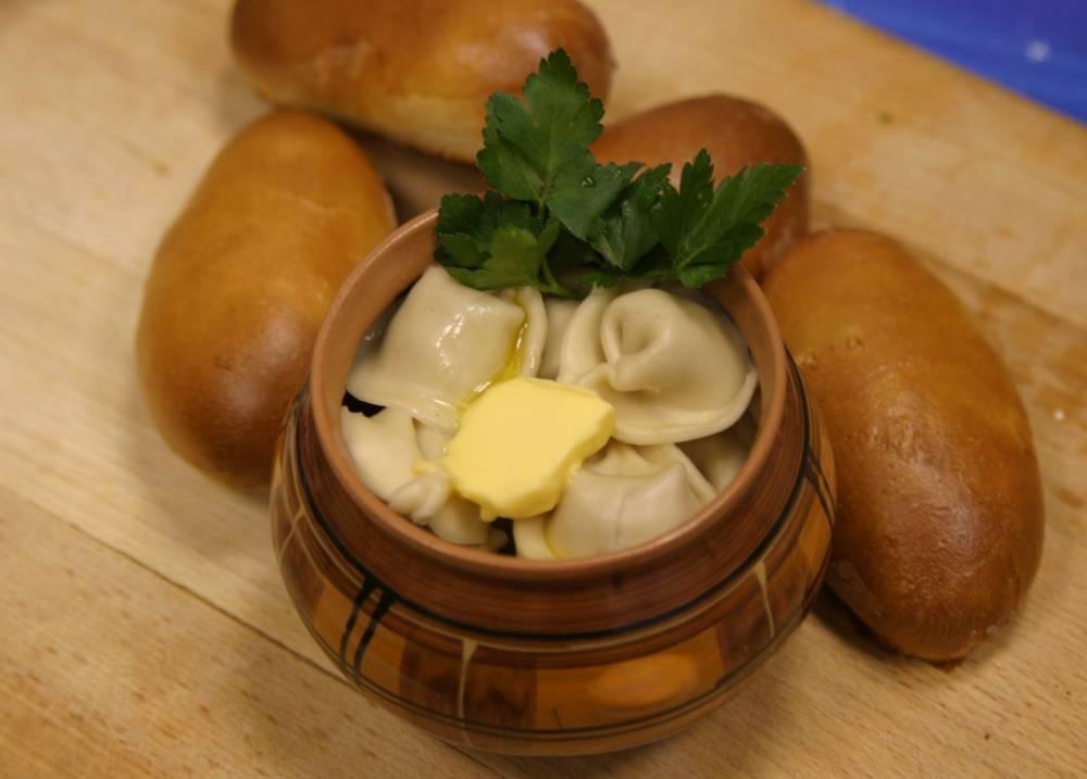 Технология приготовления русской кухни