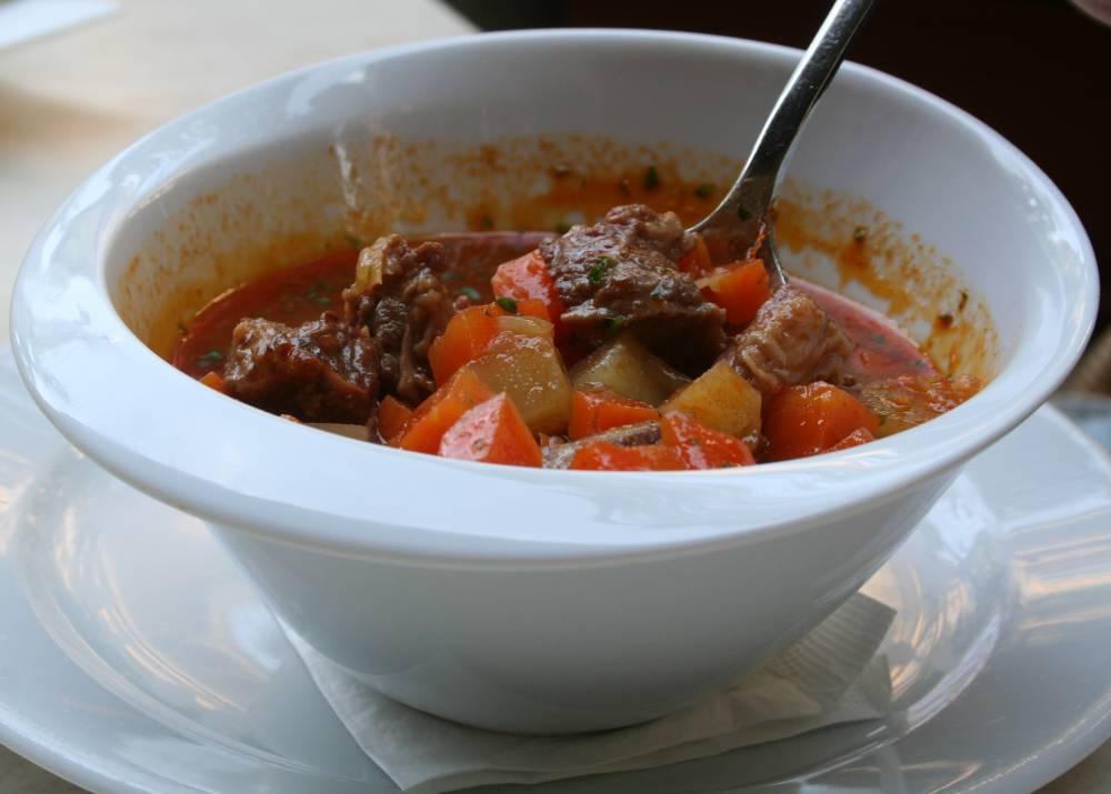 По мере реализации супов