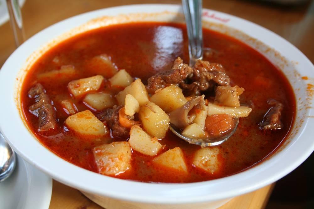 заправочные супы это