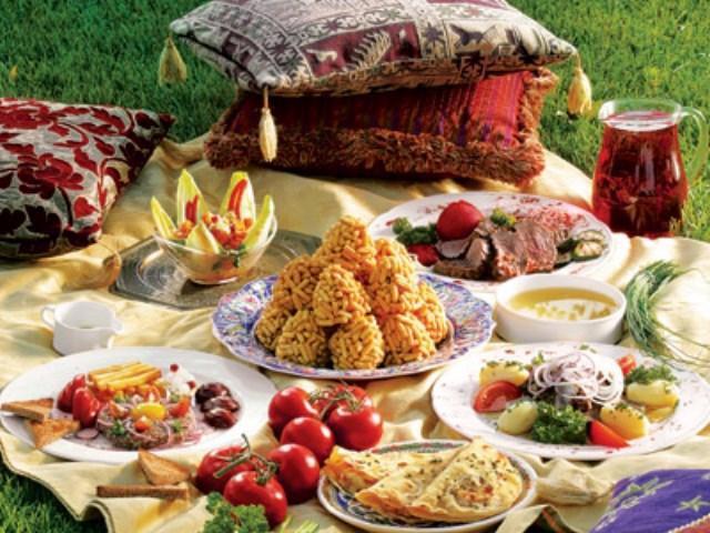 Татарская кухня фото